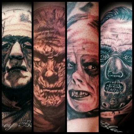 JBA-tattoo-monster-heads
